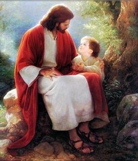 jesus-e-o-coracao-de-crianca