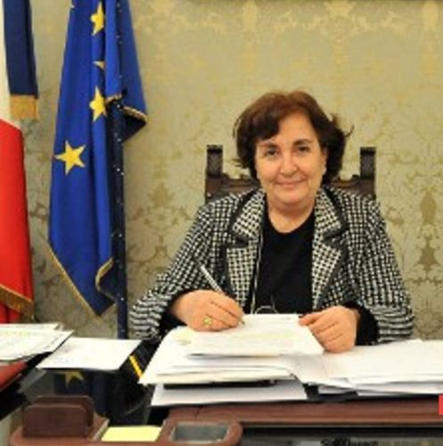 Carmela Pagano Prefetto di Bari